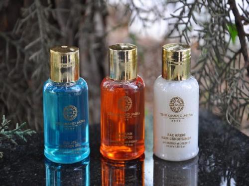 S-505 Otel Şampuan Şişeleri