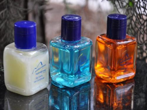 S-515 Otel Şampuan Şişeleri