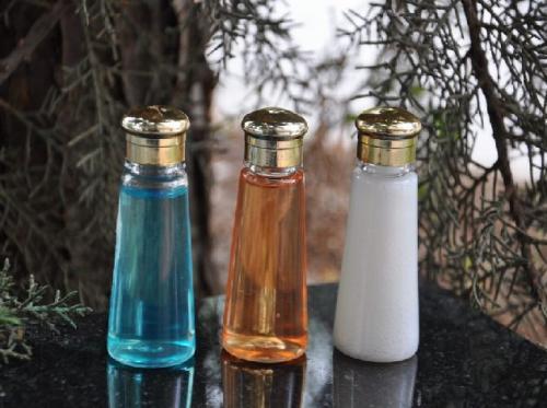 S-516 Otel Şampuan Şişeleri