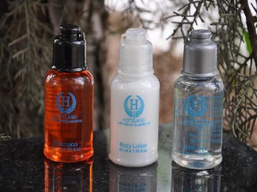 S-517 Otel Şampuan Şişeleri
